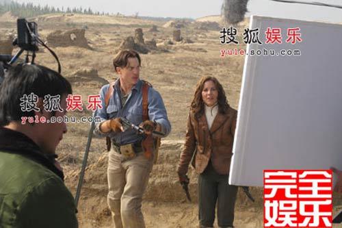 布兰登与女主角