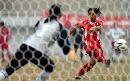图文:城运会女足上海浦东4比0胜成都 攻防对决