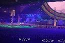 图文:六城会开幕式预演 汽车缓缓驶过武汉大桥