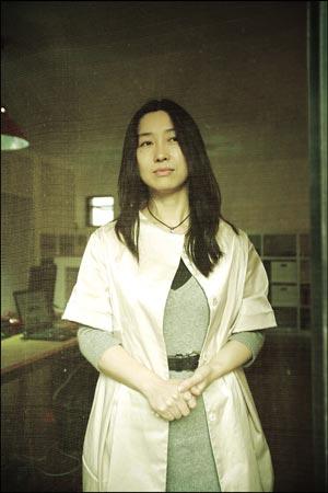 中方设计师之一王敏-图-姜晓