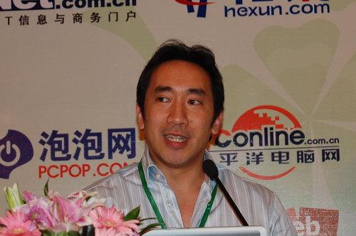 诺基亚大中国区多媒体业务部销售和渠道发展副总裁黄伽卫