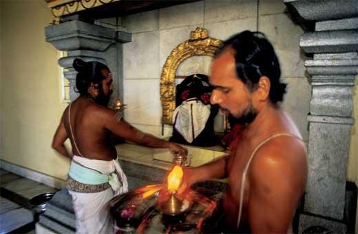 塞舌尔 最后的 伊甸园 幸福/世界各地的移民为岛上带来了多元文化和不同的信仰体系。