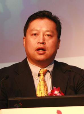 中国移动研究院院长黄晓庆