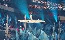 图文:第六届城运会开幕式 周星要去点燃圣火