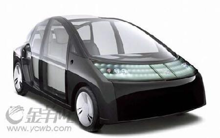 室内空间,油耗比prius   普锐斯   减少一半,车体重量为420公