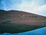 D7:巴丹湖-神湖-珠峰-庙海子