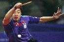 图文:六城会乒乓球比赛 年轻小将比赛依然精彩