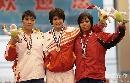 图文:六城会女子柔道-78公斤级 刘美璐喜夺冠