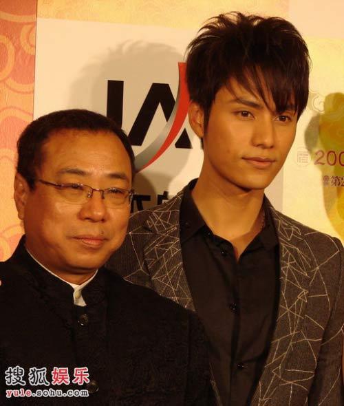 陈坤在东京电影节上