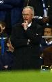 图文:[英超]切尔西6-0曼城 埃里克松心情不快