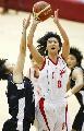 图文:城运会女篮决赛南京夺冠 广州孙亚静进攻