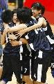 图文:城运会女篮决赛南京夺冠 金牌来之不易