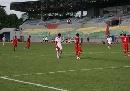 图文:[世界杯]中国4-0缅甸 禁区攻防
