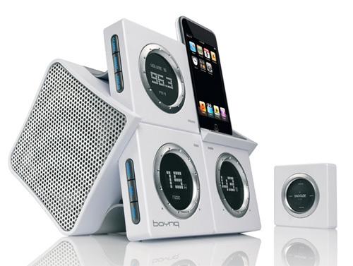 是闹钟还是音响 苹果iPod最新Dock