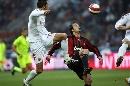 图文:[意甲]米兰0-1罗马 吉拉受阻