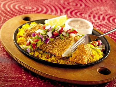 新墨西哥拉丁黄金鱼排