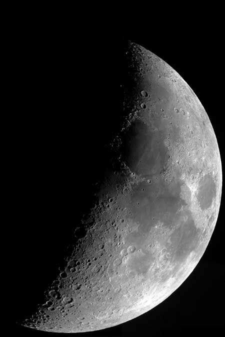 架天文望远镜供;
