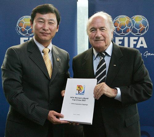 男足世界杯或许很难来到中国