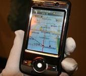 3G手机GPS导航