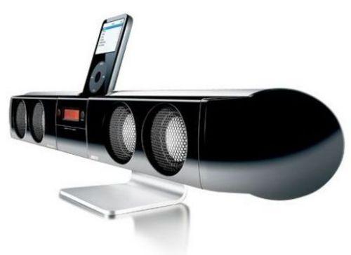 iBeam™ Speaker System的iPod音响系统