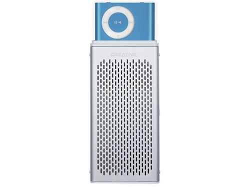 有利润才是关键 创新推iPod口袋扬声器