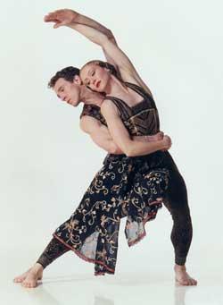 保罗·泰勒舞蹈团的精彩演出