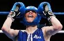 图文:拳击世锦赛第八日 英国人约瑟夫默里晋级