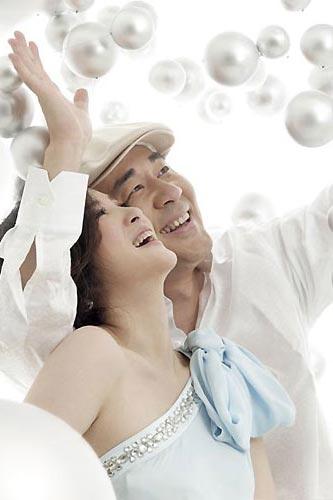 幸福夫妻出镜:蒋勤勤 陈建斌