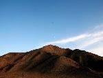黄昏的山梁