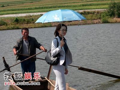 《清凌凌的水蓝莹莹的天》剧照