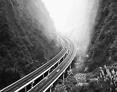 渝湘高速公路_渝湘高速公路大桥修成S形(图)-搜狐新闻