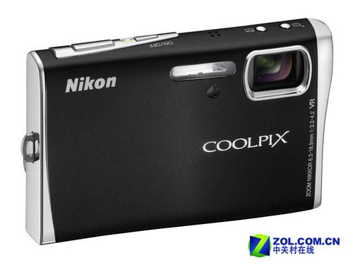 三寸大屏光学防抖 尼康卡片机S51发布
