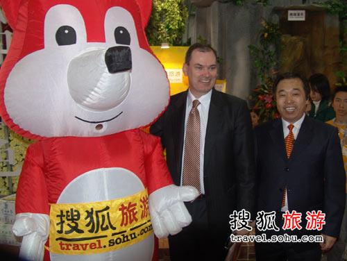 雅高集团大中国区首席副总裁马睿先生