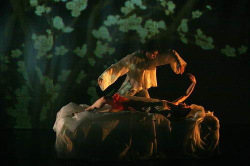 资料图片:现代舞蹈戏剧-惊梦 2