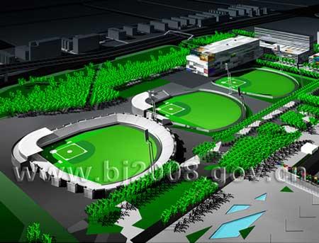 五棵松棒球场