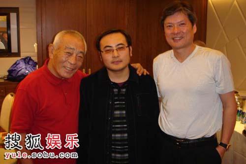 金马奖最佳男配角谷峰与艾飞