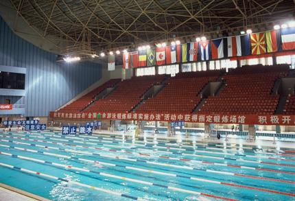 英东游泳馆