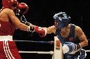 图文:拳击世锦赛李洋无缘决赛 拳头被对手挡住