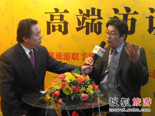 德比软件上海有限公司的张焕杰总裁