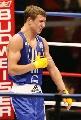 图文:[拳击]11级别冠军照 57KG亚军洛马琴科