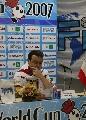 图文:女排世界杯美国3-1波兰 波兰主帅非常失落