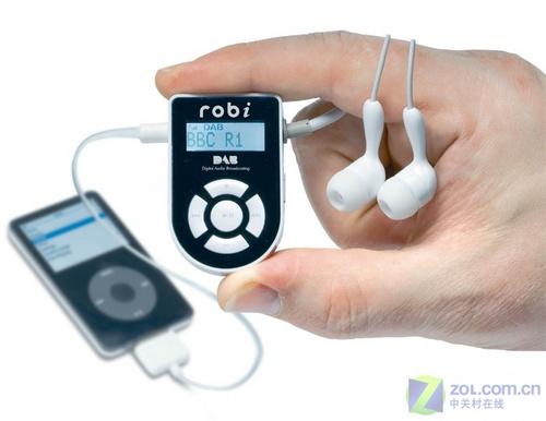 收音机遥控器一举两得 专门制服iPod