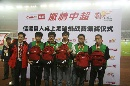 图文:[中超]巡回路演杭州站  桌上足球获奖队员