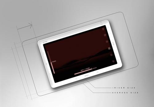 iriver P10播放器12月将在韩国发售