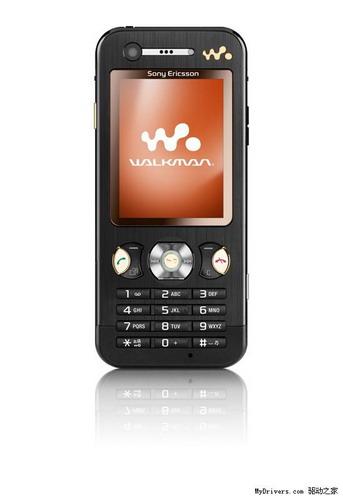 索尼爱立信音乐手机W890