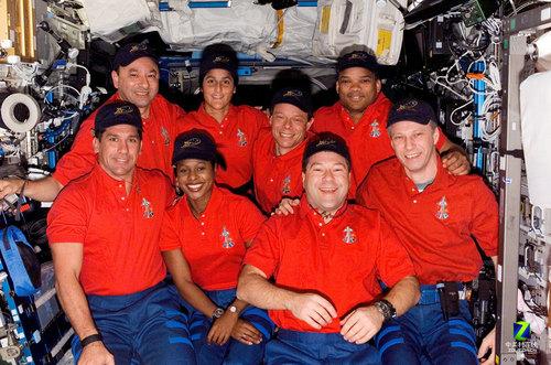 尼康的荣耀 NASA+D2Xs=太空样张图赏