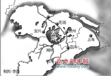 """11年治污难解太湖""""死结""""(图)图片"""