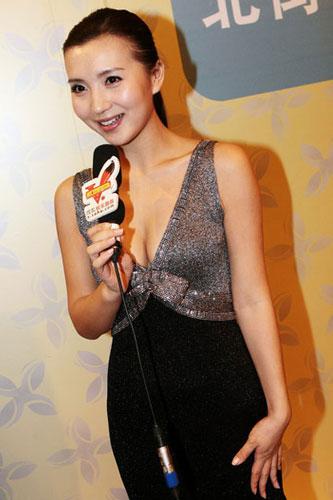 陈好在接受搜狐娱乐的专访