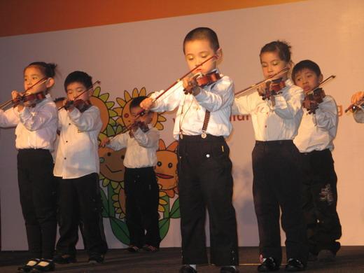 小提琴演奏 龙的传人 4