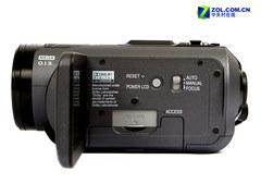 时尚与专业结合 松下HSC1U高清摄像机评测